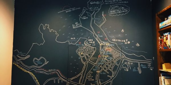 のほほん地図